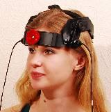 Головной шлем с мониторными датчиками